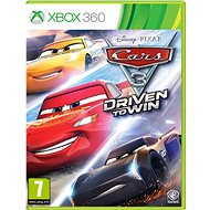 Cars 3: Driven to Win - Xbox 360 - Console Game