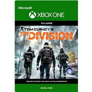 Tom Clancy's The Division - Xbox One DIGITAL - Hra pro konzoli
