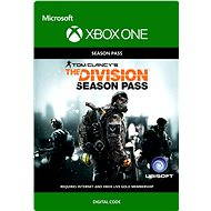 Tom Clancy's The Division: Season Pass - Xbox One DIGITAL - Gaming Accessory