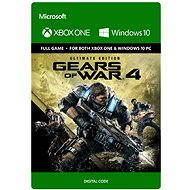 Gears of War 4: Ultimate Edition - (Play Anywhere) DIGITAL - Hra pro PC a XBOX
