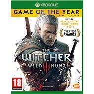 The Witcher 3: Wild Hunt - Game of The Year DIGITAL - Hra pro konzoli