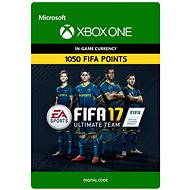 FIFA 17 Ultimate Team FIFA Points 1050 DIGITAL - Gaming Accessory