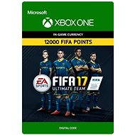 FIFA 17 Ultimate Team FIFA Points 12000 DIGITAL - Gaming Accessory