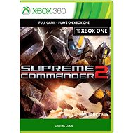 Supreme Commander 2 - Xbox 360 Digital - Console Game