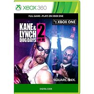 Kane & Lynch 2 - Xbox 360 Digital - Console Game