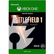 Battlefield 1: Shortcut Kit: Assault Bundle - Xbox One DIGITAL - Console Game