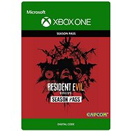 RESIDENT EVIL 7 biohazard: Season Pass - Xbox One DIGITAL - Gaming Accessory