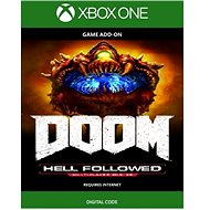 Doom 4: Hell Followed (DLC 2) - Xbox One DIGITAL - Gaming Accessory