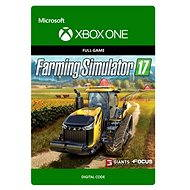 Farming Simulator 2017 - Xbox One DIGITAL - Hra pro konzoli