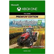 Farming Simulator 2017 Premium Edition - Xbox One DIGITAL - Console Game