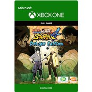 Naruto Ultimate Ninja Storm 4 - Deluxe Edition - Xbox One DIGITAL - Console Game