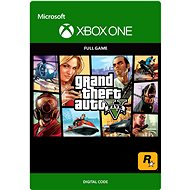 Grand Theft Auto V - Xbox One DIGITAL - Console Game