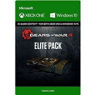 Gears of War 4: Elite Pack - (Play Anywhere) DIGITAL - Game for PC and XBOX