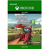Farming Simulator 17 - Platinum Edition - Xbox One Digital - Console Game