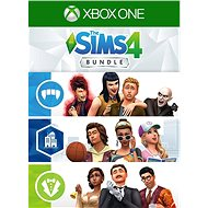 The SIMS 4: Extra Content Starter Bundle - Xbox One Digital - Herní doplněk