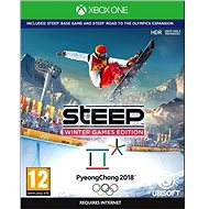 Steep Winter Games Edition - Xbox One Digital - Hra pro konzoli