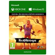 Hello Neighbor - (Play Anywhere) DIGITAL - Hra pro konzoli