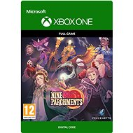 Nine Parchments - Xbox One Digital - Console Game