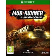 Spintires: MudRunner - Xbox One Digital - Console Game