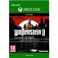 Wolfenstein II: The New Colossus Digital Deluxe - Xbox One Digital - Hra pro konzoli