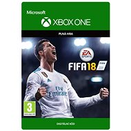 FIFA 18 - Xbox One Digital - Console Game