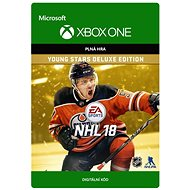 NHL 18 Young Stars Deluxe Edition - Xbox One Digital - Hra pro konzoli