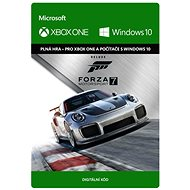 Forza Motorsport 7: Deluxe Edition  - (Play Anywhere) DIGITAL - Console Game