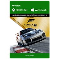Forza Motorsport 7: Ultimate Edition  - (Play Anywhere) DIGITAL - Console Game