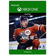 NHL 18 - Xbox One Digital - Console Game