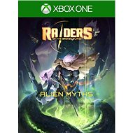 Raiders of the Broken Planet: Alien Myths  - (Play Anywhere) DIGITAL - Gaming Accessory
