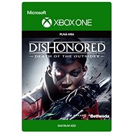 Dishonored: Death of the Outsider - Xbox One Digital - Console Game