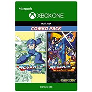 Mega Man Legacy Collection Bundle - Xbox One Digital - Console Game