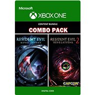 Resident Evil Revelations 1 & 2 Bundle - Xbox One Digital - Console Game