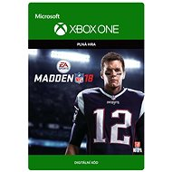 Madden NFL 18 - Standard Edition - Xbox Digital - Console Game