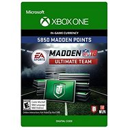Madden NFL 18: MUT 5850 Madden Points Pack - Xbox One Digital - Gaming Accessory