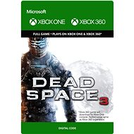 Dead Space 3 - Xbox 360, Xbox One Digital - Console Game