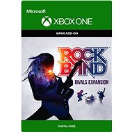 Rock Band Rivals Expansion - Xbox One Digital - Gaming Accessory