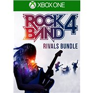 Rock Band 4 Rivals Bundle - Xbox One Digital - Gaming Accessory