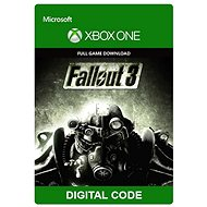 Fallout 3 - Xbox One Digital - Console Game
