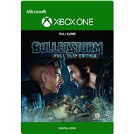 Bulletstorm: Full Clip Edition - Xbox One Digital - Console Game