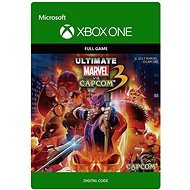 Ultimate Marvel vs Capcom 3 - Xbox One Digital - Console Game