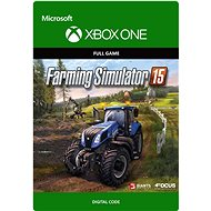 Farming Simulator 15 - Xbox One Digital - Console Game