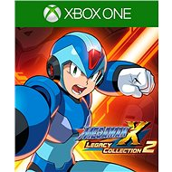 Mega Man X Legacy Collection 2 - Xbox One DIGITAL - Console Game