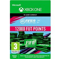 FIFA 19: ULTIMATE TEAM FIFA POINTS 12000  - Xbox One DIGITAL - Herní doplněk