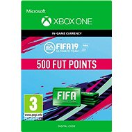 FIFA 19: ULTIMATE TEAM FIFA POINTS 500 - Xbox One DIGITAL - Herní doplněk