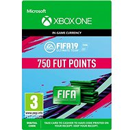 FIFA 19: 750 ULTIMATE TEAM FIFA POINTS - Xbox One DIGITAL - Gaming Accessory
