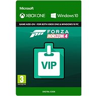 Forza Horizon 4: VIP Membership - (Play Anywhere) DIGITAL - Herní doplněk