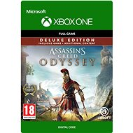 Assassin's Creed Odyssey: Deluxe Edition  - Xbox One DIGITAL - Console Game