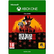 Red Dead Redemption 2  - Xbox One DIGITAL - Hra pro konzoli