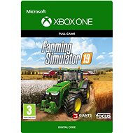 Farming Simulator 19 - Xbox One DIGITAL - Hra pro konzoli